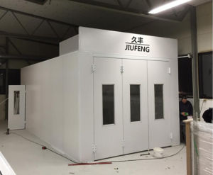 Semi Downdraft Painting Booth Garage Equipment Paint Booths with 2 Years Warranty Time pictures & photos