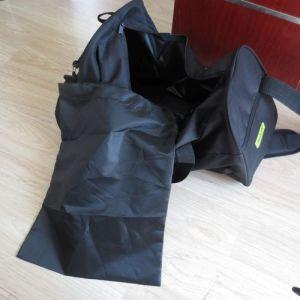 Sports Gym Bag with Detachable Drawstring Shoe Bag Duffel Bag pictures & photos