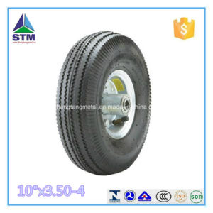 10 Inch China Pneumatic Tires Rubber Wheel for Wheelbarrow