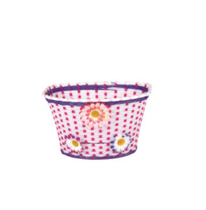 Colorful Bicycle Front Basket for Kids Bike (HBK-172) pictures & photos
