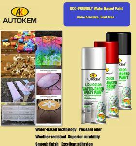 Water-Based Spray Enamel, Enamel Spray Paint, Water Based Spray Paint pictures & photos