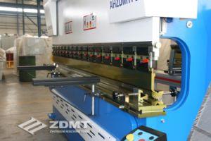 Hydraulic CNC Press Brake Bending Machine with Delem Da66t Controller pictures & photos