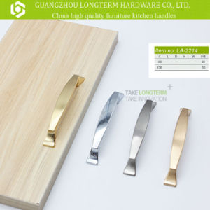 Nice Surface Finishing Zinc Furniture Drawer Handle Pull pictures & photos