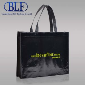 Customized T Shirt Non Woven Advertisement Bags Cloth Bag Manufacturer (BLF-NW240) pictures & photos