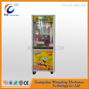 Wangdong Gift Vending Crane Claw Machines for Amusement pictures & photos