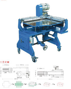 Fold-in for Decorative Box Machine pictures & photos