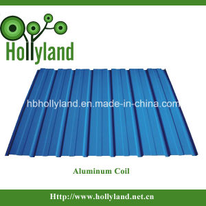 Coated&Embossed Aluminum Coil (ALC1111) pictures & photos