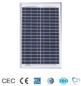 Idcol Approval 30W Poly Solar Panel for Solar Home System (ODA30-18-P) pictures & photos