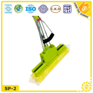 Easy Cleaning Double Roller PVA Mop pictures & photos