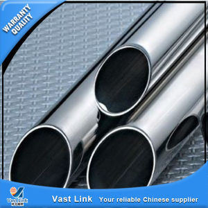 300 Series Stainless Steel Seamless Pipe with High Quality pictures & photos