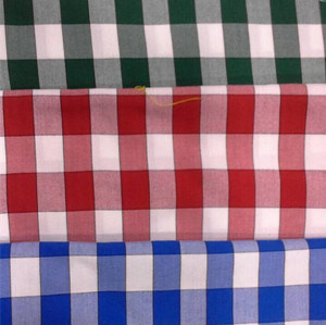 CVC Yarn Dyed Shirt Fabric for Men and Woven pictures & photos