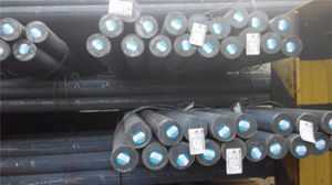 38mnsiv5 Hot-Rolled Construcctional Alloy Steel Round Bars pictures & photos