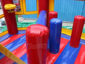 Inflatable Bouncer Modular 5 in 1 Combo (chb606) pictures & photos