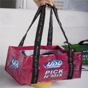 Reusable Promotional Non Woven Tote Shopping Bag (meco-10) pictures & photos