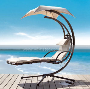 Mtc-094 Wicker Furniture Outdoor Swing Chair pictures & photos