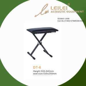Adjustable Three Legs Drummer′s Throne Dt-6 pictures & photos