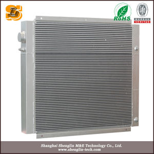 Shenglin Aluminum Vehicle Plate Fin Heat Exchanger Manufacturer pictures & photos