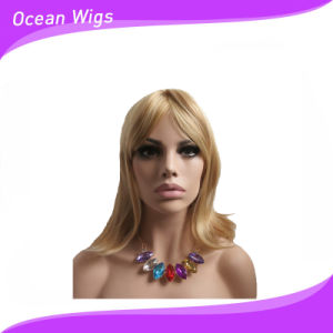 Short Style Synthetic Hair Wig Straight Hair Wig pictures & photos