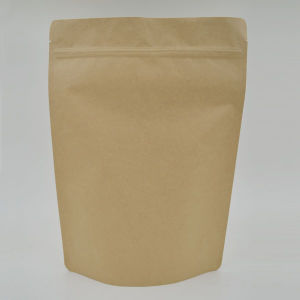Plain Kraft Brown Paper Packaging Bags