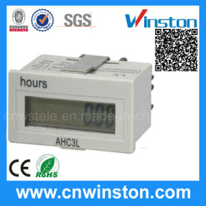 General Purpose Digital Mechanical Vibration Hour Meter with CE pictures & photos