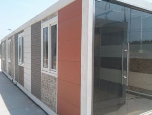 Movable Container Office pictures & photos
