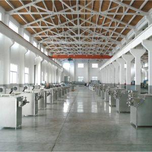 Milk Power 3000L/H Hand Operated Homogenizer (GJB3000-25) pictures & photos