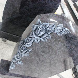Excellent Artwork Orion Blue granite Grabstein pictures & photos