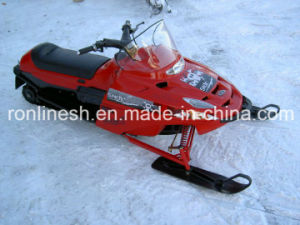 Kid/Children/Toddler Favor 125cc Snow Mobile/Snow Sled/Snow Scooter/Snow Ski with CE pictures & photos