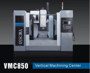 Vmc850 Multi-Purpose CNC Vertical Milling Machine pictures & photos