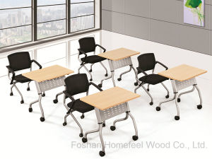 High Quality Folding Table for School and Office Training (HF-LS713A) pictures & photos