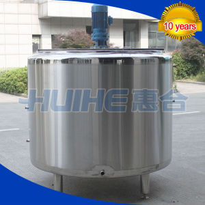 Cold and Hot Urn / Mixing Tank for Dairy Product pictures & photos