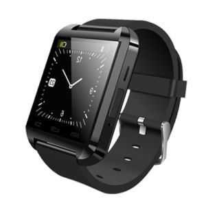 Factory Supply U8 Bluetooth Smart Watch with Pedometer pictures & photos