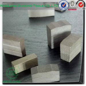 Diamond Segment for Granite Cutting-Diamond Block Cutting Segment for Granite Processing pictures & photos