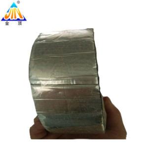Self Adhesive Bitumen Waterproof Tape with Alumium pictures & photos