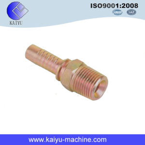 (17811L-long thread) SAE Male Hydraulic Hose Fitting pictures & photos