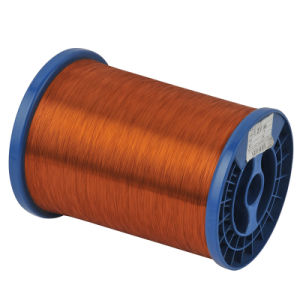 Pew Polyester Enameled Copper Wire pictures & photos