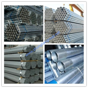 High Quality Steel Pipes Hot-Dipped Galvanized (ZL-HDGP) pictures & photos
