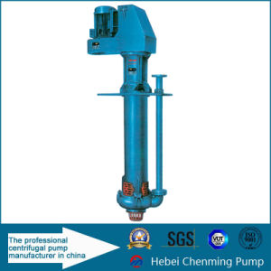 Corrosion Resistant Vertical CAD Design Centrifugal Slurry Pump pictures & photos