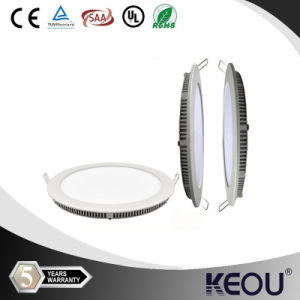 CE RoHS SAA Saso Recessed LED Round Panel 4W pictures & photos