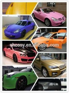 3D Bubble Free Carbon Fiber Vinyl for Car Wrapping pictures & photos