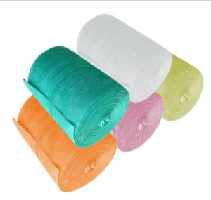 HEPA and Synthetic Fiber Bag Media Pocket Filter Rolls pictures & photos