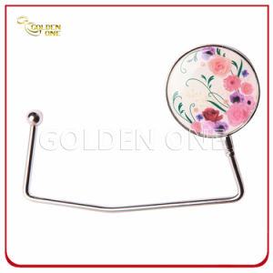 Personalised Full Color Printed Metal Straight Purse Hook pictures & photos