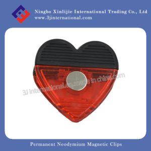 Plastic Magnet Clip for Promotion