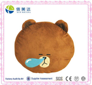 Cute Sleeping Snot Bear Pillow Plush Toy pictures & photos