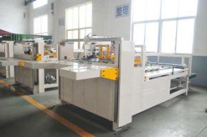 Semi-Automatic Corrugated Carton Box Stitching Machine pictures & photos