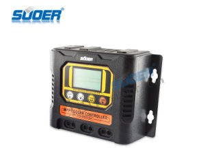 Suoer 12V 24V 10A MPPT Solar Charge Controller (SON-MPPT-10A) pictures & photos