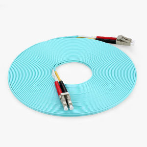 Multimode Fiber Optic Patch Cables Om3 LC-Sc-Dx Multi-Mode Fiber pictures & photos