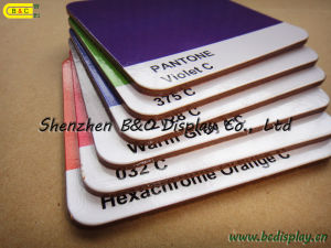 Pantone Color Cork Coaster, Customized Eco-Friendly Cork Cup Mat/Coaster (B&C-G69) pictures & photos