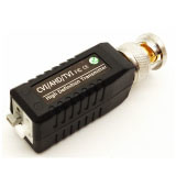One Channel Screwless HD-Cvi, Tvi, Ahd CCTV Passive Video Balun