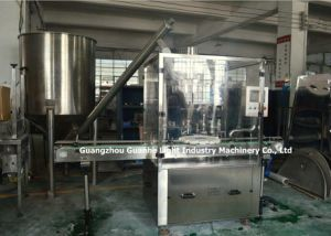 Automatic Bottle Powder Filling Machine with Capping Line pictures & photos